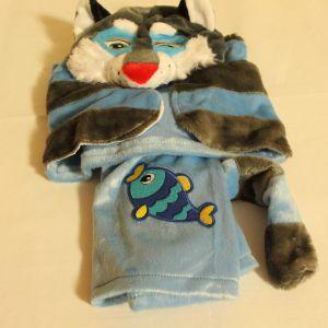 ! котенок маска шорты жилет р 122, ячейка: 95