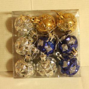 ! набор шаров мал 9шт, ячейка: 96