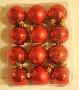 ! набор крас шаров 12шт, ячейка: 96