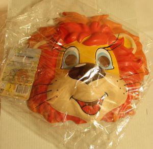 ! маска львенок, ячейка: 96