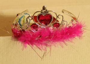 ! корона с камн малин, ячейка: 96