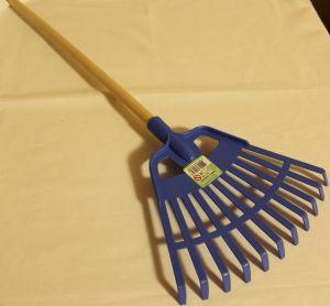 ! грабли веер син, ячейка: 93