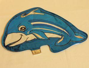 ! шар фольг дельфин, ячейка: 98