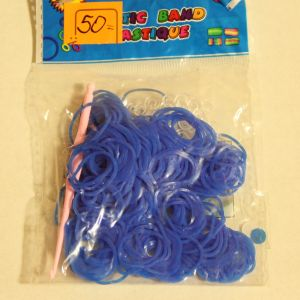 ! резинки для плет син, ячейка: 106