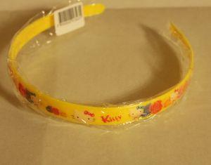 ! ободок китти желт, ячейка: 106