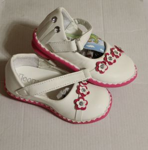 ! туфли бел дев размер 24, ячейка: 127