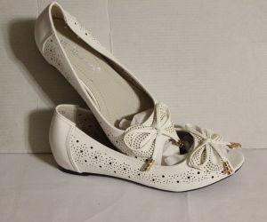 ! балетки бел размер 31, ячейка: 128