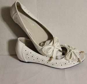 ! балетки бел размер 35, ячейка: 128