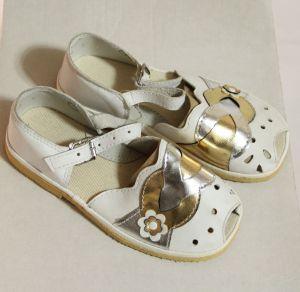 ! сандалии давлеканово дев бело-золот размер 170, ячейка: 136