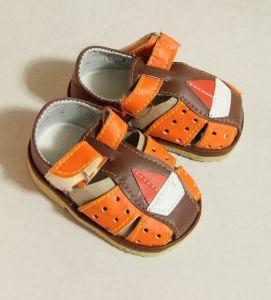 ! сандалии давлеканово мальч рыж размер 100, ячейка: 138