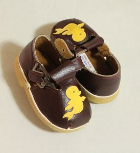 ! сандалии богородск мальч корич размер 100, ячейка: 138