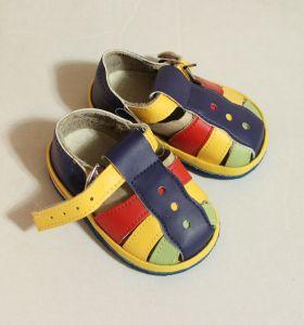 ! сандалии давлеканово мальч цветн размер 100, ячейка: 138