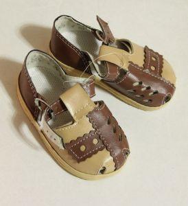 ! сандалии давлеканово мальч корич размер 115, ячейка: 138