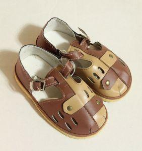! сандалии давлеканово мальч корич размер 125, ячейка: 138