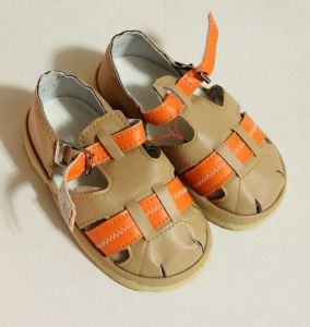 ! сандалии давлеканово мальч светло-кор размер 125, ячейка: 138