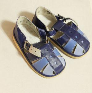 ! сандалии давлеканово мальч син размер 130, ячейка: 138
