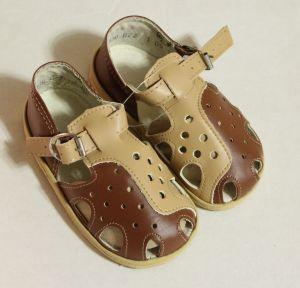 ! сандалии давлеканово мальч корич размер 130, ячейка: 138