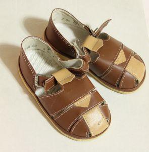 ! сандалии давлеканово мальч корич размер 140, ячейка: 138