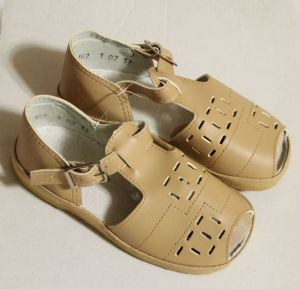 ! сандалии давлеканово мальч светло-кор размер 150, ячейка: 139