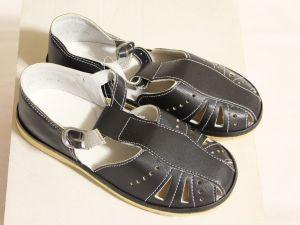 ! сандалии давлеканово мальч черн размер 195, ячейка: 139