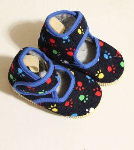 ! детс тапочки-туфельки следы размер 115, ячейка: 141