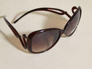 ! женс очки солнцезащ корич 09, ячейка: 143
