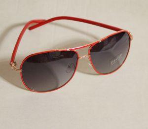 ! женс очки солнцезащ крас 01, ячейка: 143