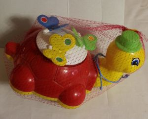 ! черепаха с бабочками, ячейка: 38