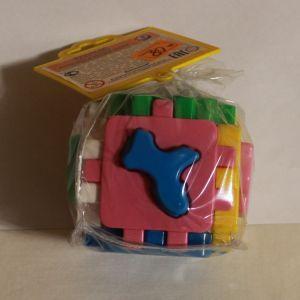 ! куб домашние животные, ячейка: 6