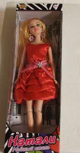 ! кукла натали 28см, ячейка: 32