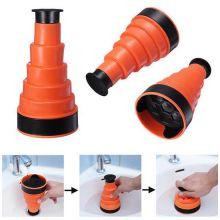 Мощный ручной плунжер для раковины Water Drain Clog Cannon