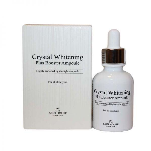 """Осветляющая ампульная сыворотка-бустер """"Crystal Whitening"""", The Skin House"""