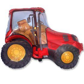 """Трактор (красный),  37""""/74*94 см"""