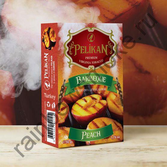 Pelikan 50 гр - Barbeque Peach (Барбекю Персик)