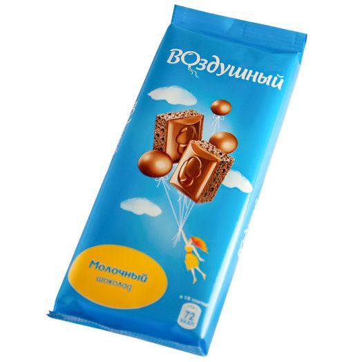 Шоколад Воздушный молочный 85г