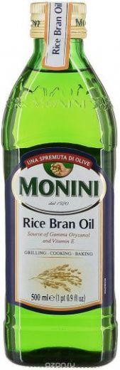 Рисовое масло Monini 500 мл