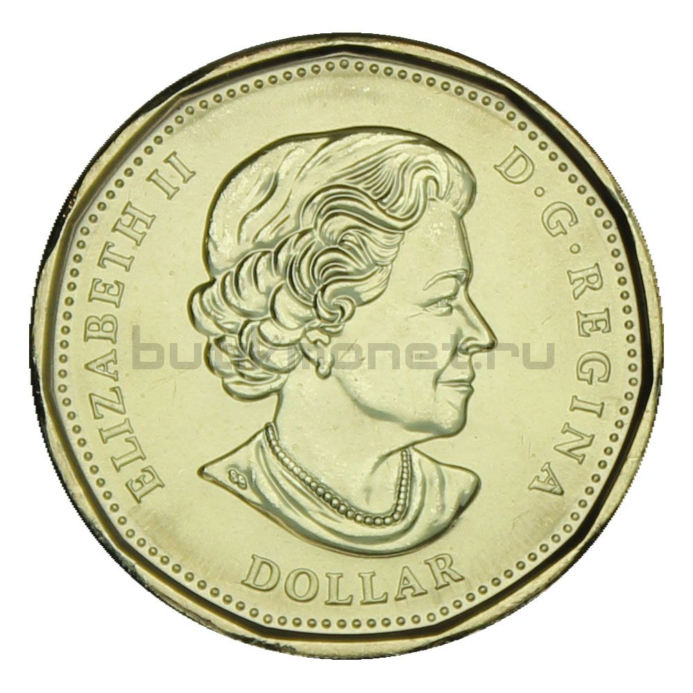 1 доллар 2016 Канада XXXI летние Олимпийские Игры в Рио-Де-Жанейро