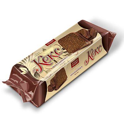 Кекс Русский бисквит шоколадный 225г