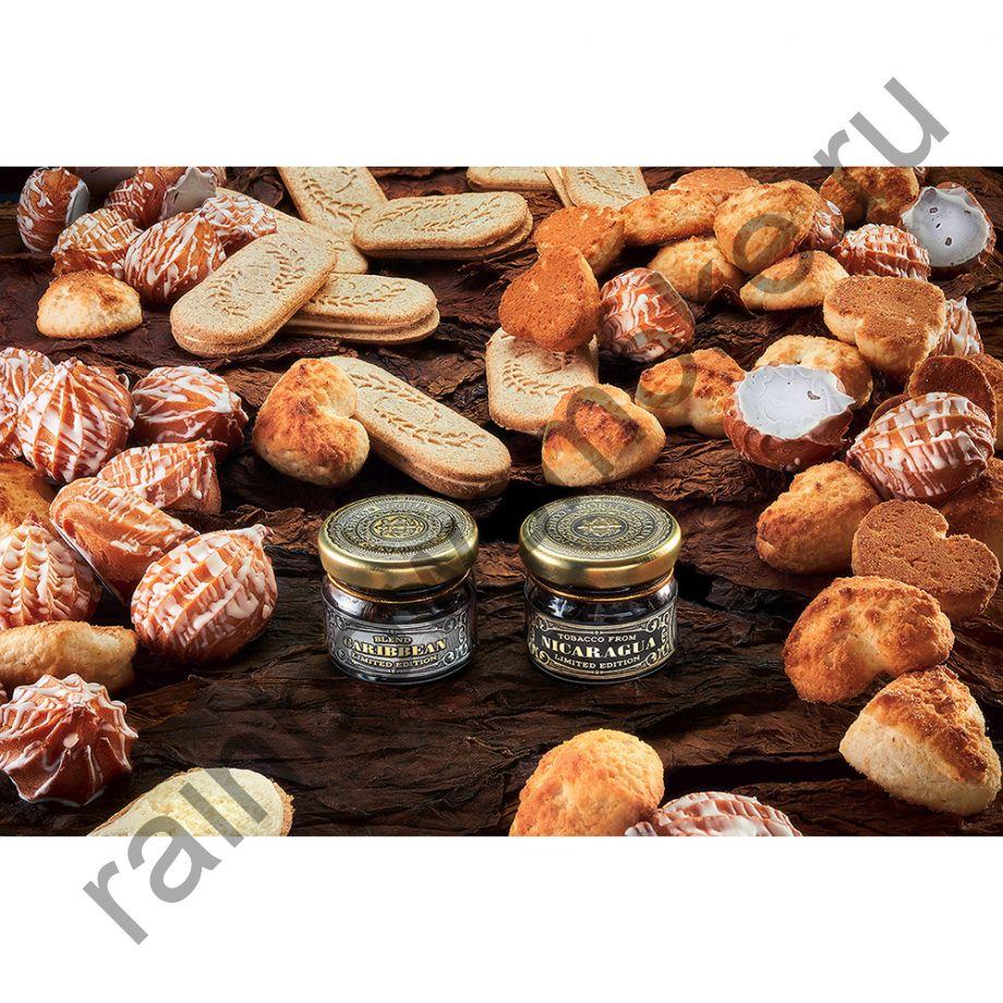 WTO CB 20 гр - Cream Cookie (Карибский Бленд Сливочное печенье)