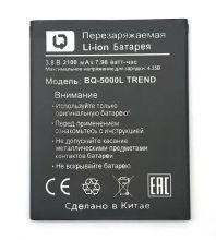 Аккумулятор для BQ BQS-5000L Trend оригинал