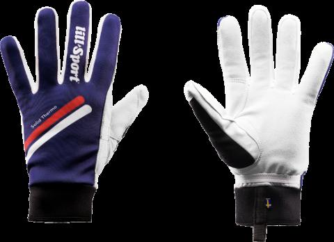 Перчатки лыжные Solid Thermo