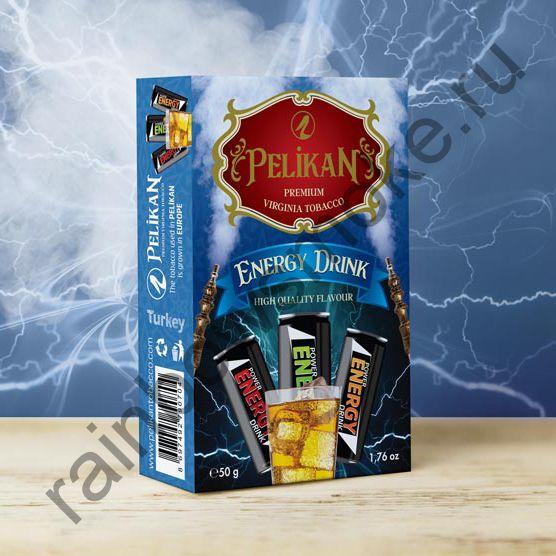 Pelikan 50 гр - Energy Drink (Энергетический Напиток)