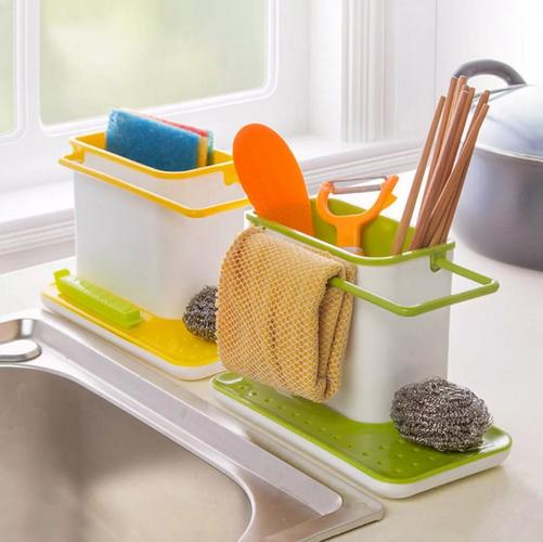 Кухонный стеллаж для хранения утвари KITCHEN STANDS 3in1