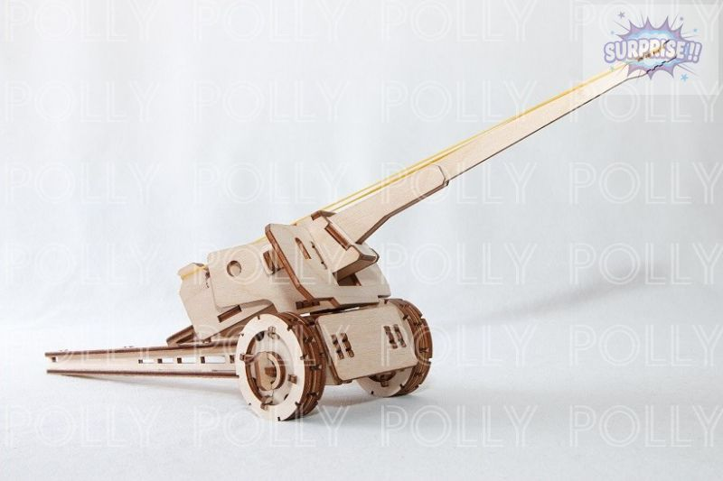 Резинкострел «Пушка» для солдатиков