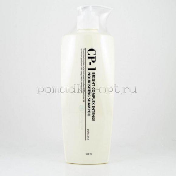 Протеиновый шампунь для волос Esthetic House CP-1 BC Intense Nourishing Shampoo,500 ml ОРИГИНАЛ