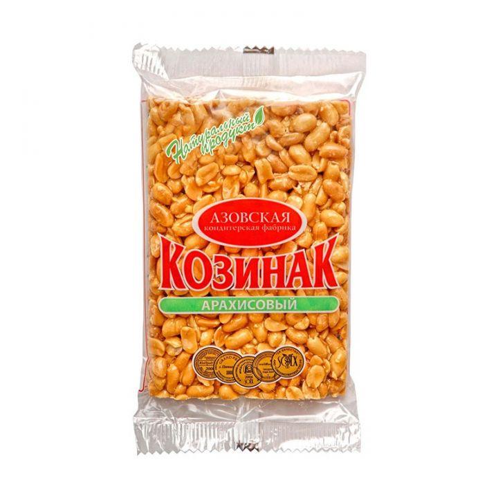 Козинак из арахиса 170г Азов