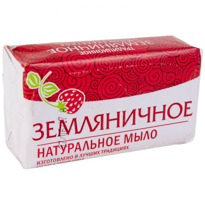 Мыло Земляничное 160г Казань