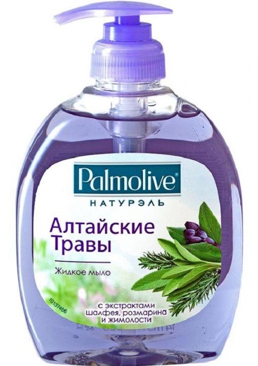 Мыло жидкое Палмолив 300мл Алтайские травы