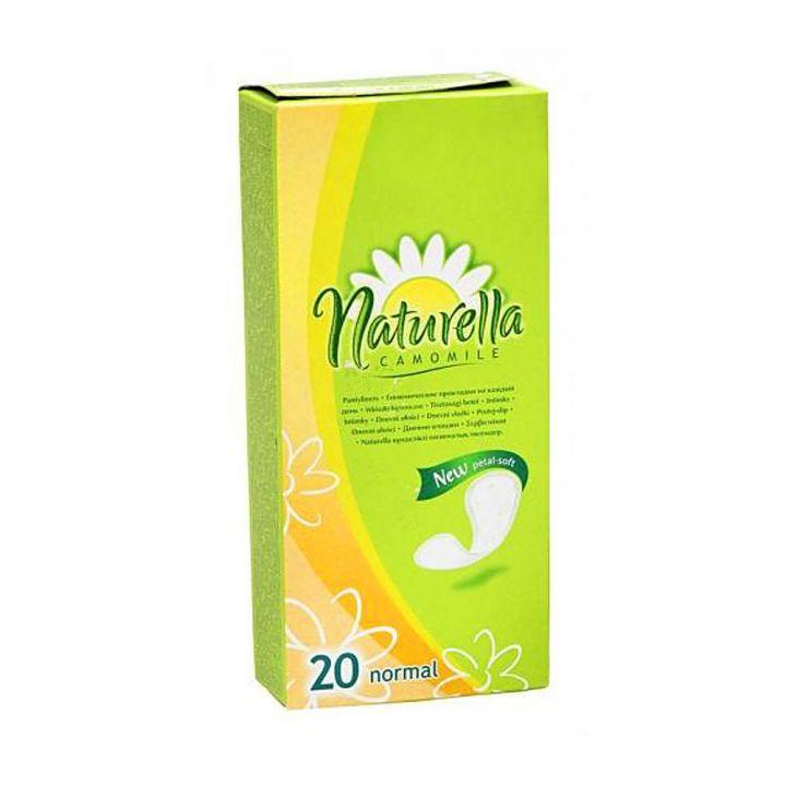 Прокладки Натурелла ежедневные Normal Single 20шт.*