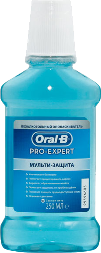 Ополаскиватель д/рта Oral_b 250мл Pro-Expert Мульти-Защита